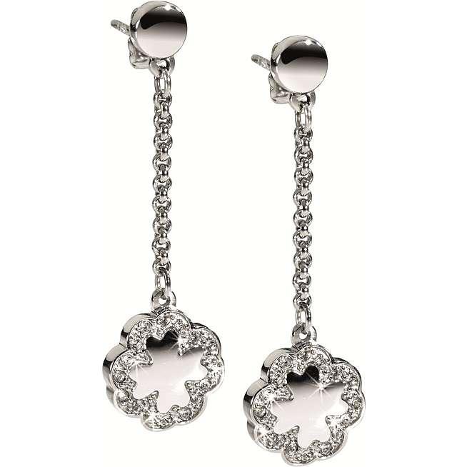 boucles d'oreille femme bijoux Morellato Lucky SMK08