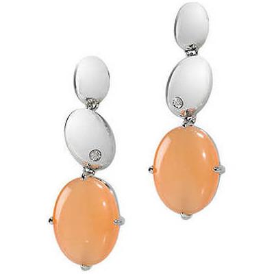 boucles d'oreille femme bijoux Morellato Mosaico SYV22