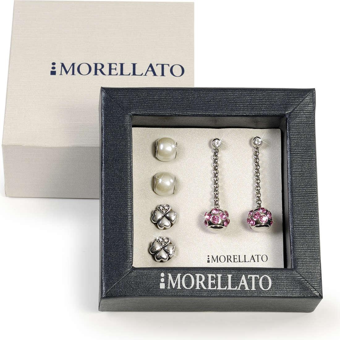 boucles d'oreille femme bijoux Morellato SCZR6