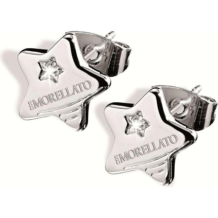 boucles d'oreille femme bijoux Morellato SFZ07