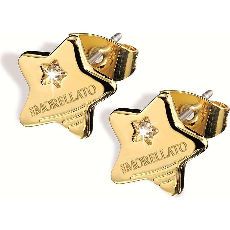 boucles d'oreille femme bijoux Morellato SFZ12