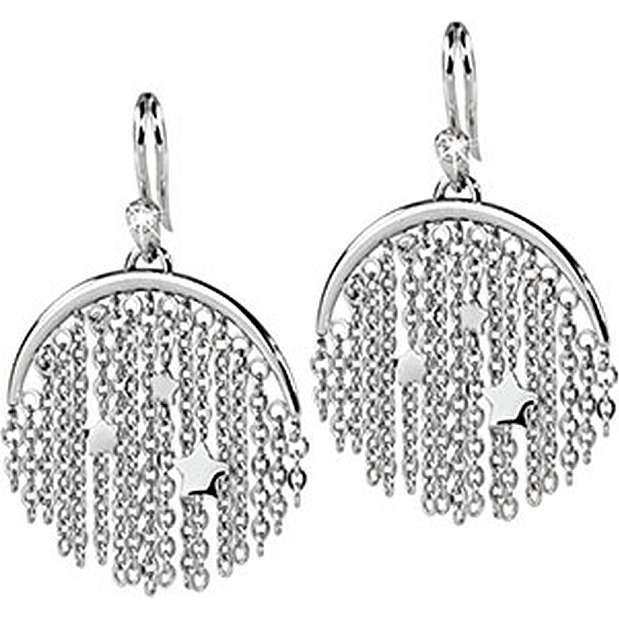 boucles d'oreille femme bijoux Morellato Sipario SRH09