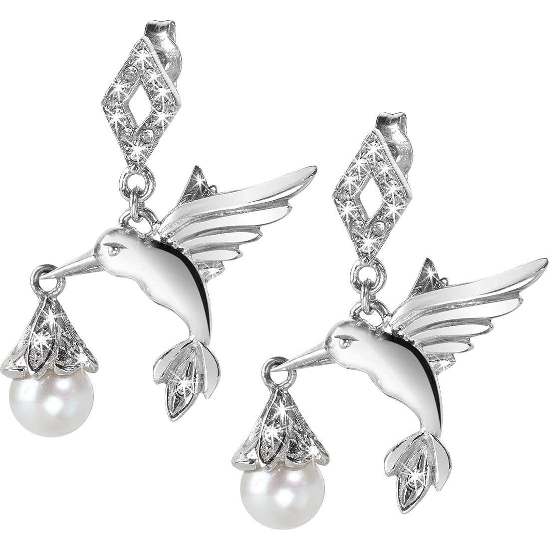 boucles d'oreille femme bijoux Morellato SKV08