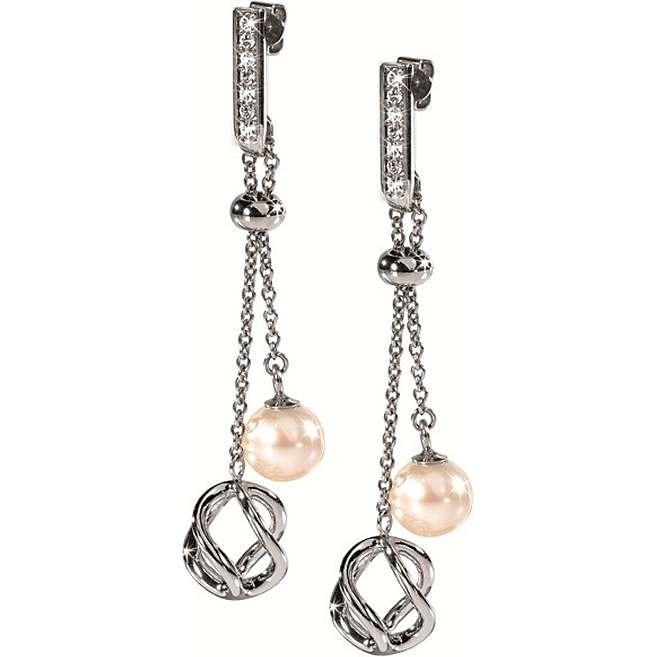 boucles d'oreille femme bijoux Morellato SLW05