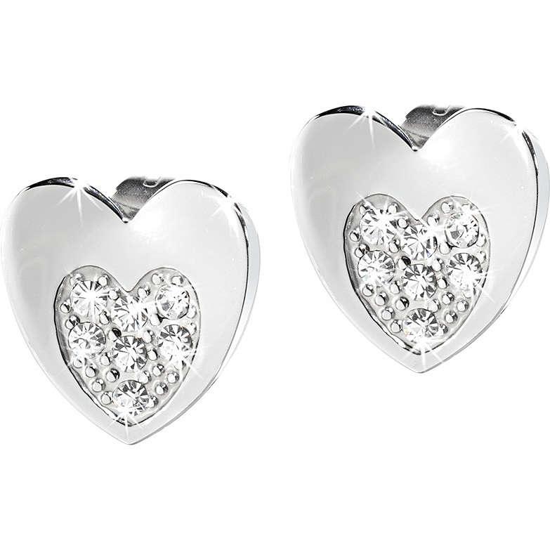 boucles d'oreille femme bijoux Morellato Sogno SUI04