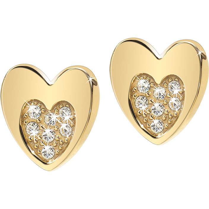 boucles d'oreille femme bijoux Morellato Sogno SUI12