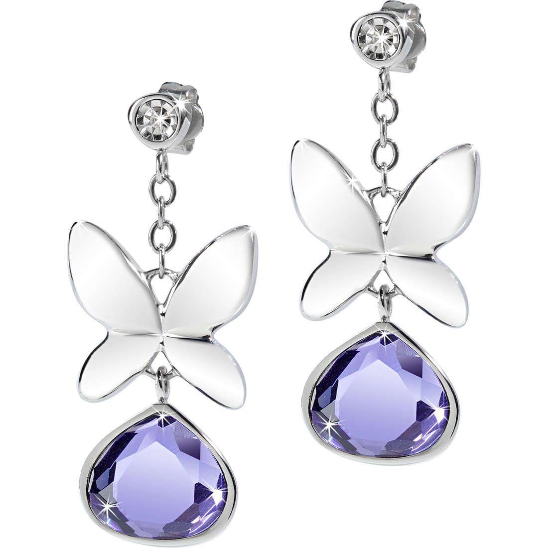 boucles d'oreille femme bijoux Morellato Volare SOX15