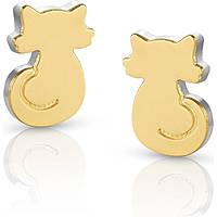 boucles d'oreille femme bijoux Nomination 024442/017