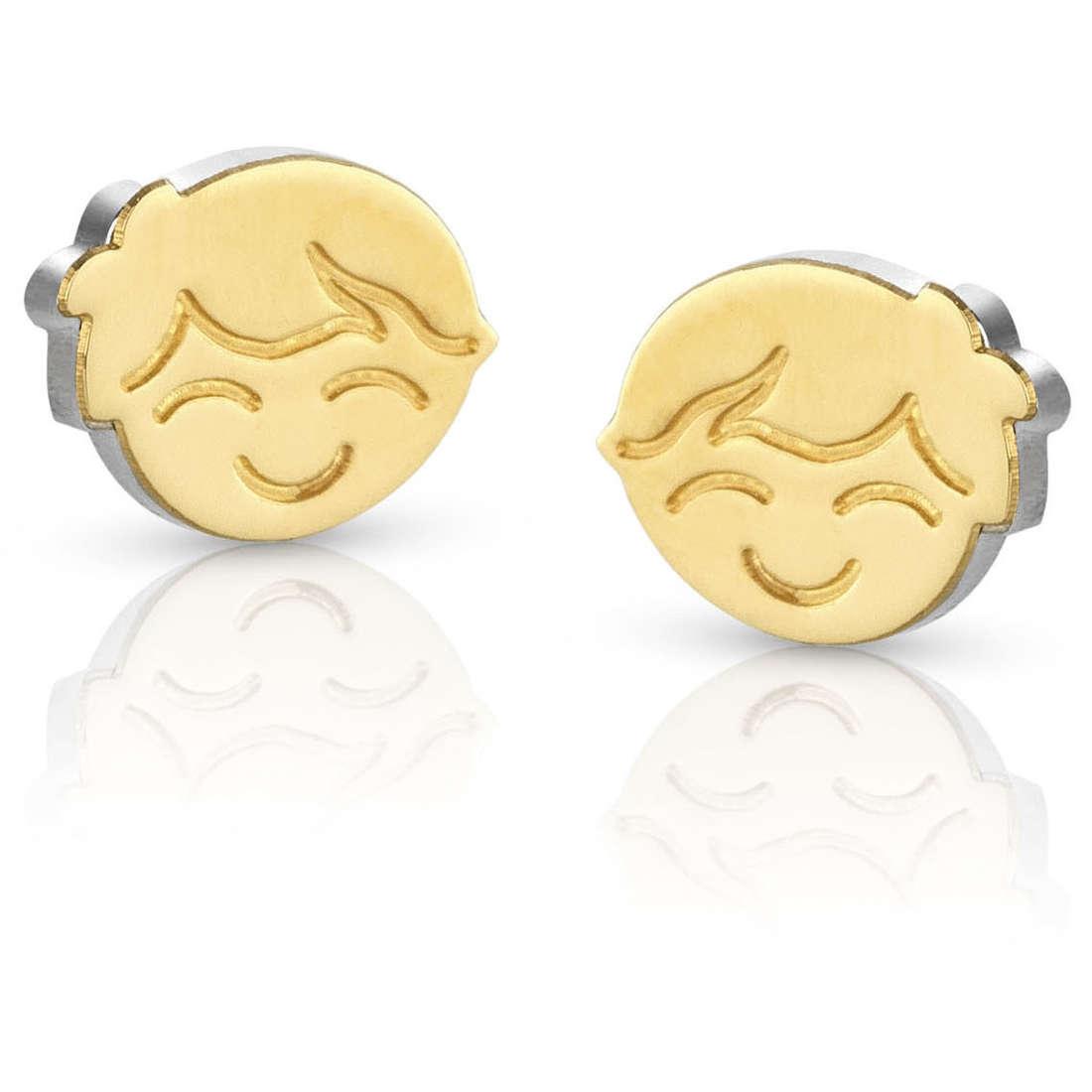 boucles d'oreille femme bijoux Nomination 024442/032