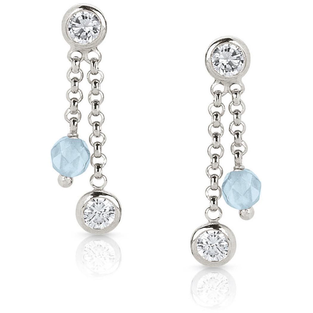boucles d'oreille femme bijoux Nomination 142644/022