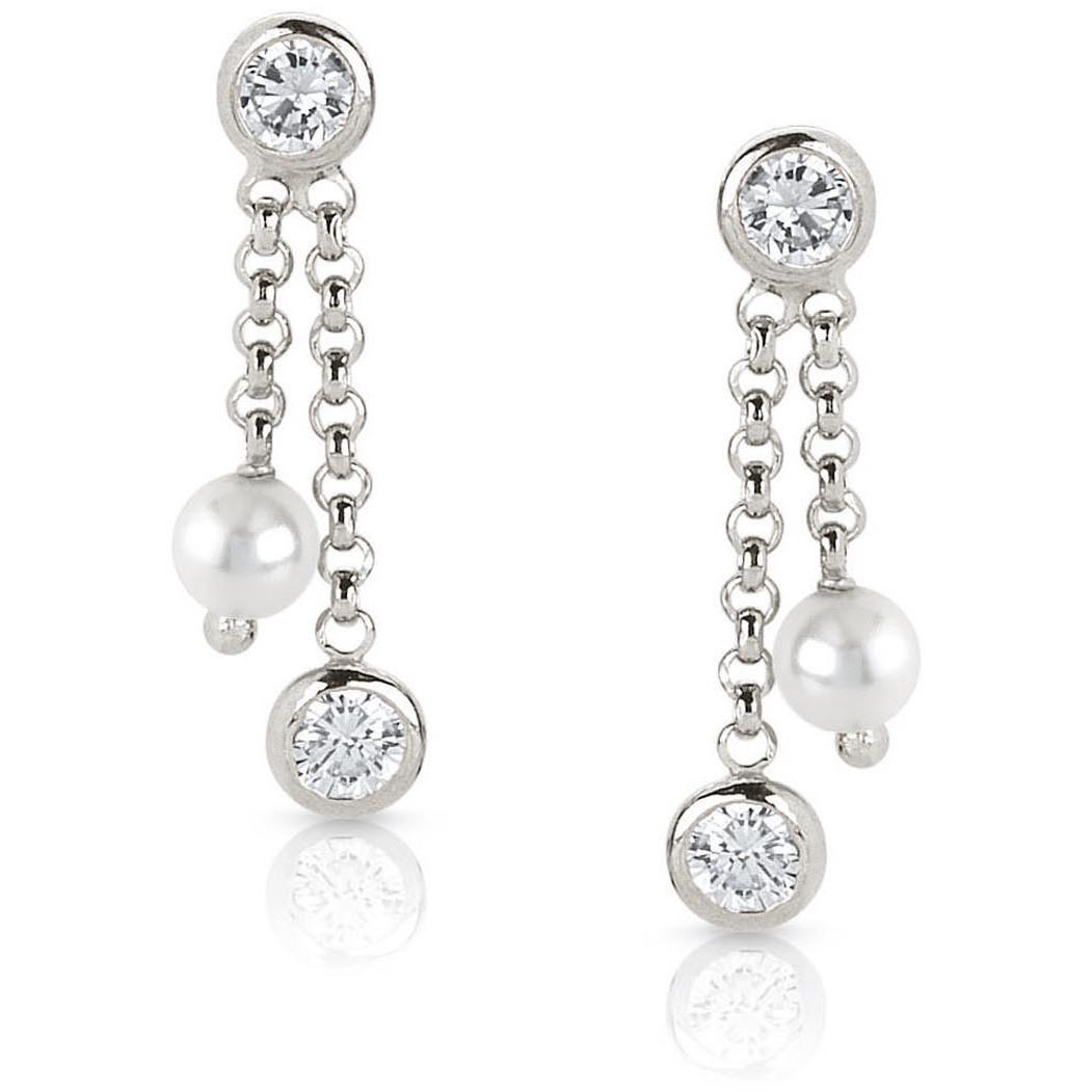 boucles d'oreille femme bijoux Nomination 142644/028