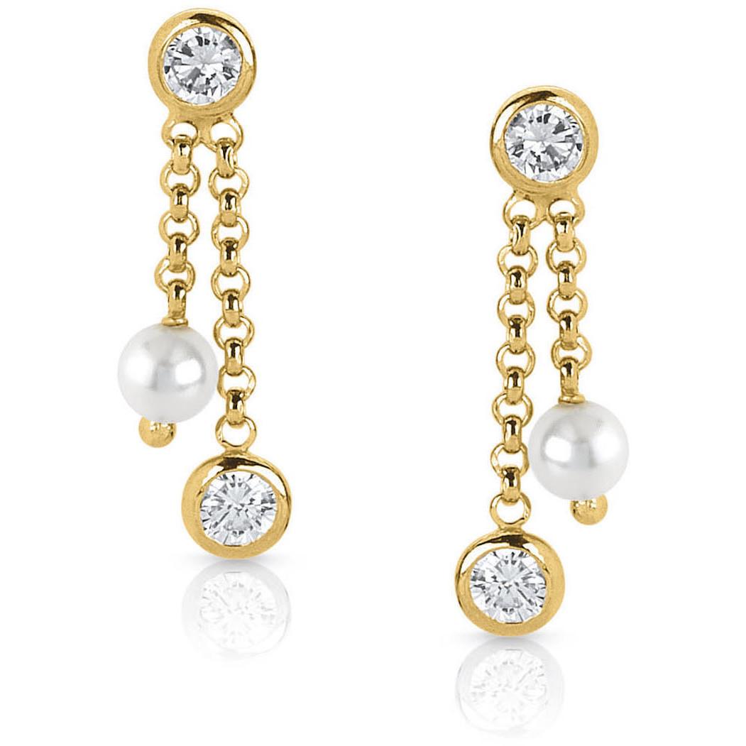 boucles d'oreille femme bijoux Nomination 142644/029