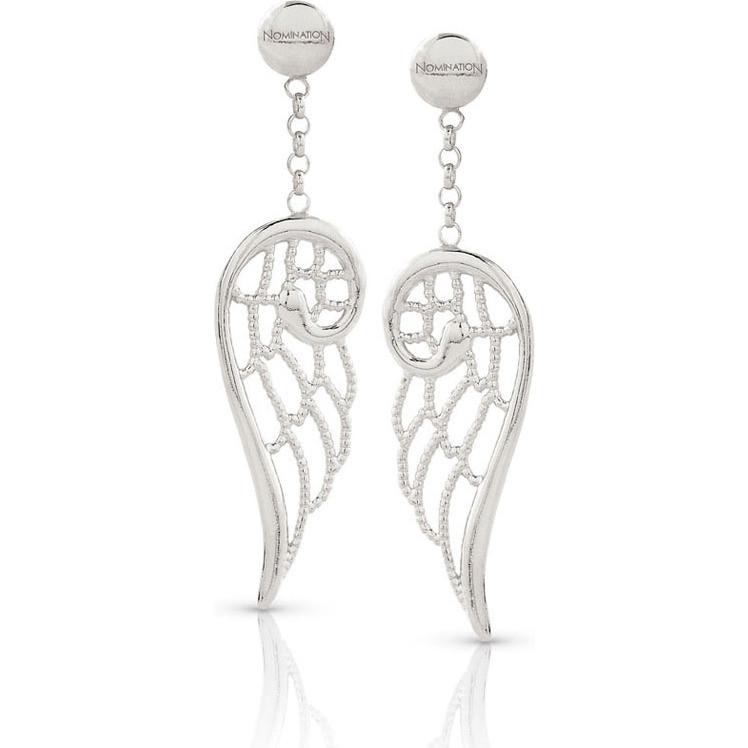 boucles d'oreille femme bijoux Nomination Angel 145305/010
