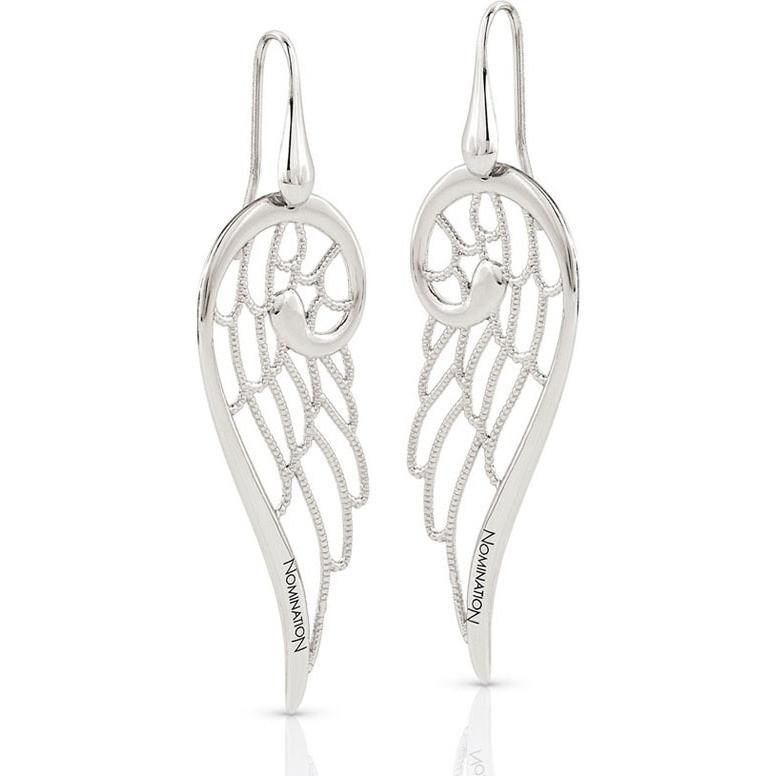 boucles d'oreille femme bijoux Nomination Angel 145306/010