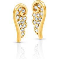 boucles d'oreille femme bijoux Nomination Angel 145323/012