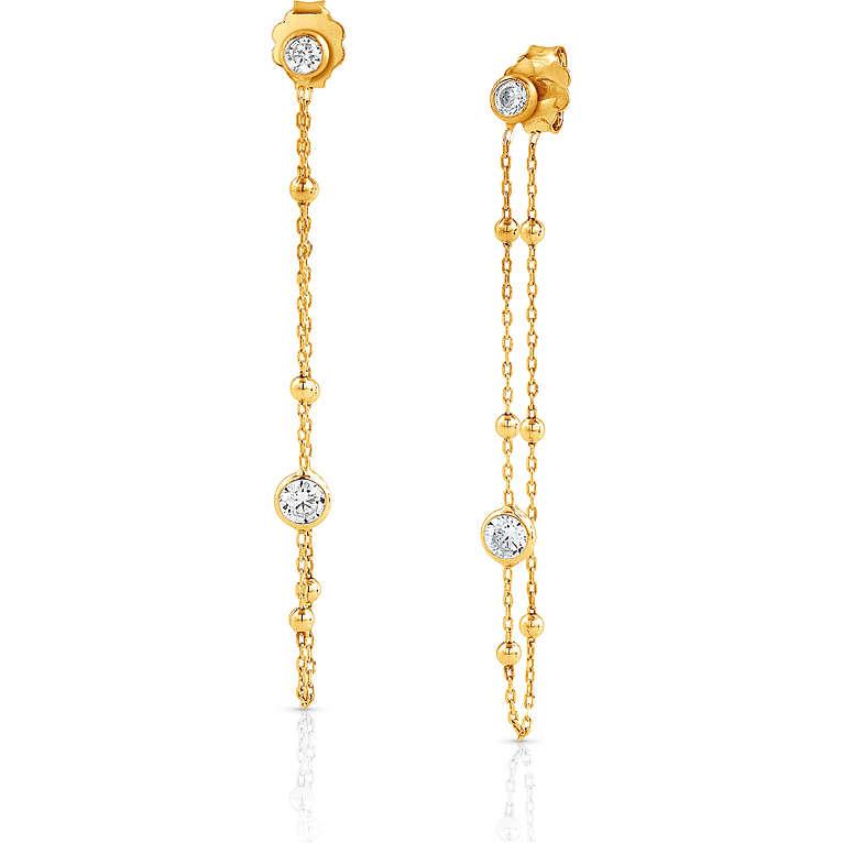 boucles d'oreille femme bijoux Nomination Bella 142624/012