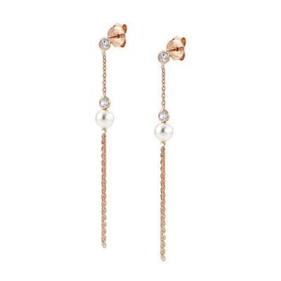 boucles d'oreille femme bijoux Nomination Bella 142664/011