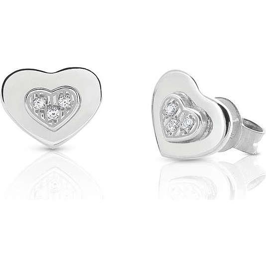 boucles d'oreille femme bijoux Nomination Beloved 026530/001