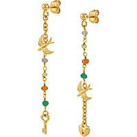 boucles d'oreille femme bijoux Nomination Life 132303/012