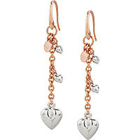 boucles d'oreille femme bijoux Nomination Rock In Love 131813/011