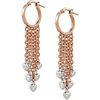 boucles d'oreille femme bijoux Nomination Rock In Love 131814/011
