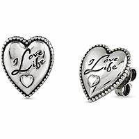 boucles d'oreille femme bijoux Nomination Rock In Love 131832/032