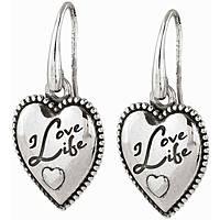 boucles d'oreille femme bijoux Nomination Rock In Love 131833/032