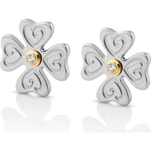 boucles d'oreille femme bijoux Nomination SYMPHONY 026251/006