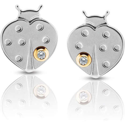 boucles d'oreille femme bijoux Nomination SYMPHONY 026251/007