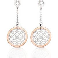 boucles d'oreille femme bijoux Nomination Taormina 140532/017