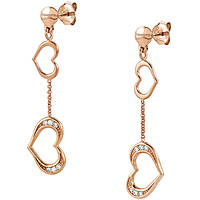boucles d'oreille femme bijoux Nomination Unica 146410/002