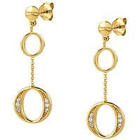 boucles d'oreille femme bijoux Nomination Unica 146410/004