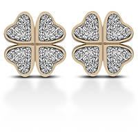 boucles d'oreille femme bijoux Ops Objects Glitter Fancy OPSOR-371
