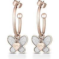 boucles d'oreille femme bijoux Ops Objects Glitter OPSOR-431