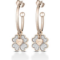 boucles d'oreille femme bijoux Ops Objects Glitter OPSOR-433