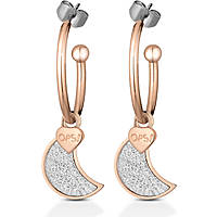 boucles d'oreille femme bijoux Ops Objects Glitter OPSOR-439