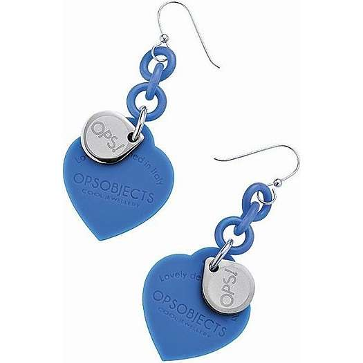 boucles d'oreille femme bijoux Ops Objects Ops Love OPSOR-27