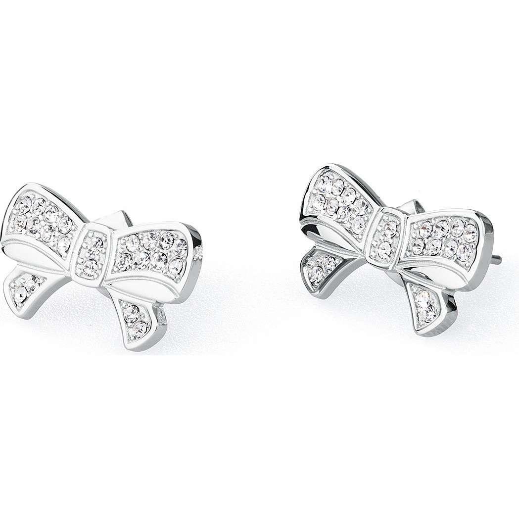 boucles d'oreille femme bijoux Sagapò Fantasia SFS22
