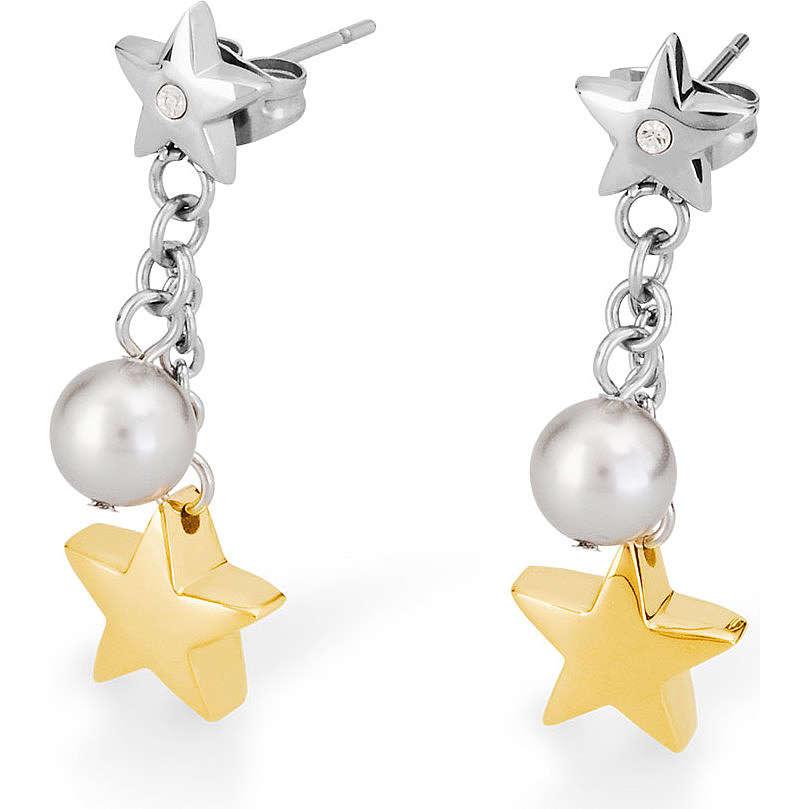 boucles d'oreille femme bijoux Sagapò Little Star SLS21