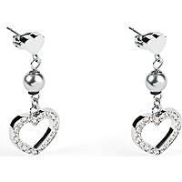 boucles d'oreille femme bijoux Sagapò Love day SLD20