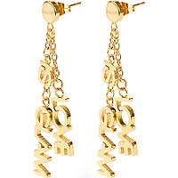 boucles d'oreille femme bijoux Sagapò Love is glam SLG06