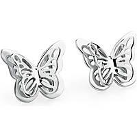 boucles d'oreille femme bijoux Sagapò Mariposa SMP21