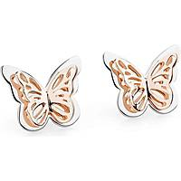 boucles d'oreille femme bijoux Sagapò Mariposa SMP23