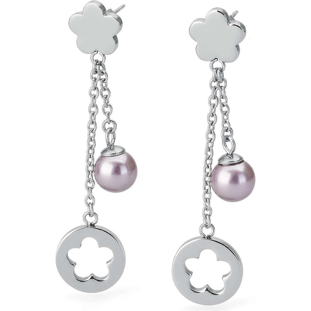 boucles d'oreille femme bijoux Sagapò Montmartre SMM04