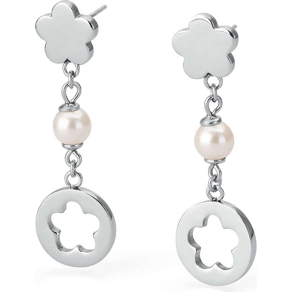 boucles d'oreille femme bijoux Sagapò Montmartre SMM05