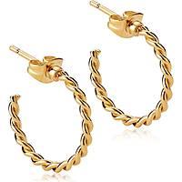 boucles d'oreille femme bijoux Sagapò Trinidad STR37