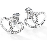 boucles d'oreille femme bijoux Sector Love and Love SADO45
