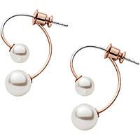 boucles d'oreille femme bijoux Skagen Agnethe SKJ1067791