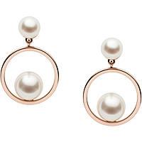 boucles d'oreille femme bijoux Skagen Agnethe SKJ1094791