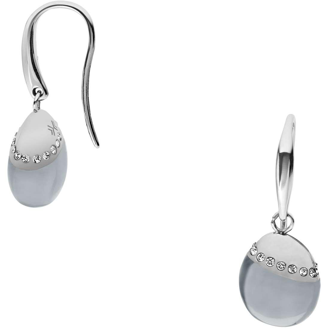 boucles d'oreille femme bijoux Skagen Fall 2013 SKJ0174040